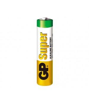 Батарейка GP Super alkaline ААA 1 шт