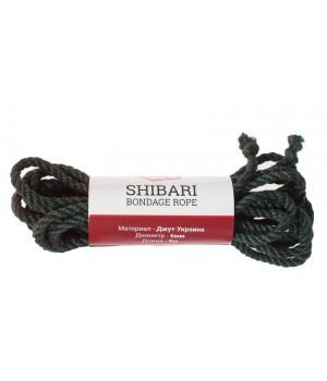 Веревка для связывания sLash Зеленая