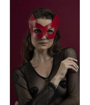 Маска кошки Feral Feelings Kitten Mask красная