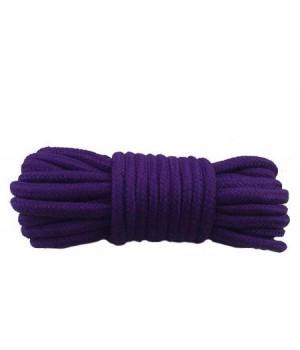 Веревка для бондажа sLash BONDAGE ROPE Фиолетовая