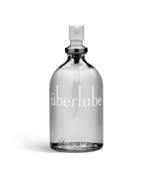 Премиум лубрикант 3-в-1 на силиконовой основе Uberlube для секса, ухода за телом и волосами 100 мл