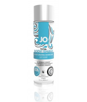 Гель для бритья System JO TOTAL BODY ANTI-BUMP INTIMATE SHAVING GEL 240 мл