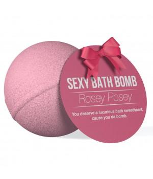 Бомбочка для ванны Dona Bath Bomb Rosey Posey 128 гр