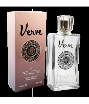 Мужские духи с феромонами Inverma Verve by Fernand Péril 100 мл