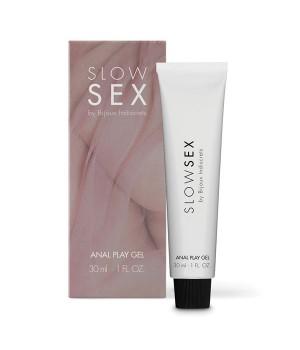 Гель для анальной стимуляции Slow Sex by Bijoux Indiscrets ANAL PLAY