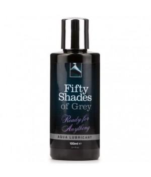 Лубрикант Fifty Shades of Grey Готовы ко всему 100 мл
