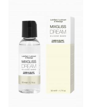 Лубрикант на силиконовой основе MixGliss Dream Camelia Blanc 50 мл