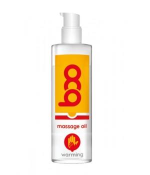Разогревающее массажное масло Boo Massage Oil Warming 150 мл