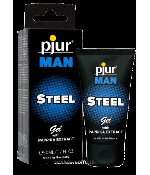 Гель для пениса массажный Pjur MAN Steel Gel 50 мл