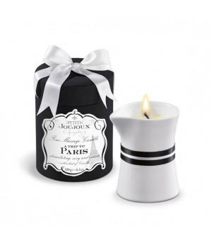Массажная свечa Petits Joujoux Paris Vanilla and Sandalwood 190 мл