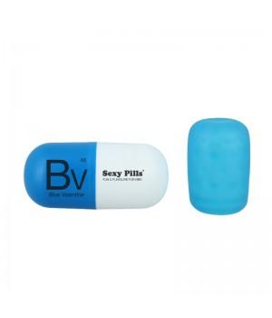 Мастурбатор Love To Love Sexy pills Blue Valentine