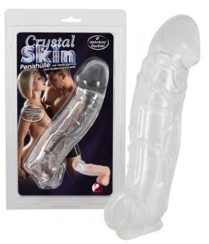 Насадка на член Orion Crystal Skin Penis Sleeve