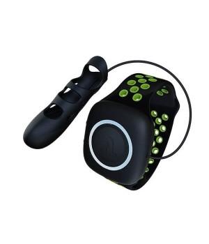 Вибратор на палец Adrien Lastic Touche S для глубокой стимуляции с пультом управления на руке