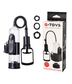 Мужская помпа Toyfa A-TOYS TOYFA 769010 Pump