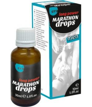 Продлевающие капли для мужчин Hot Ero Marathon drops 30 мл