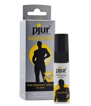 Пролонгирующий спрей Pjur Superhero Spray 20 мл