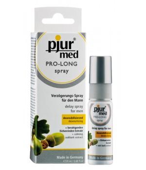 Пролонгирующий спрей для мужчин Pjur Med Pro-long Spray 20 мл