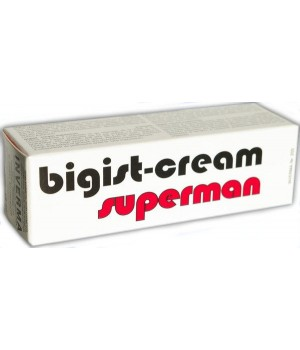 Крем для увеличение члена Inverma Bigist Cream Superman