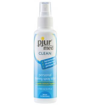 Очищающий спрей Pjur med Clean 100 мл