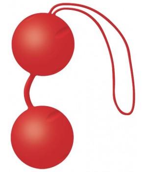 Вагинальные шарики Joydivision Joyballs Красные