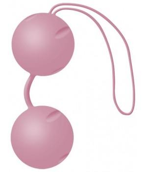 Вагинальные шарики Joydivision Joyballs Розовые