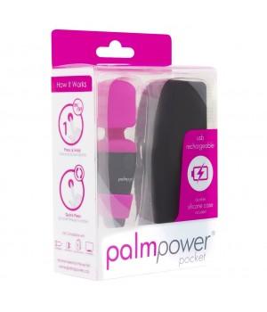 Мини вибромассажер PalmPower Pocket для путешествий