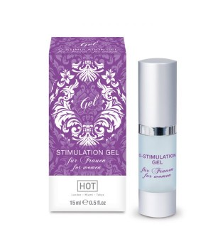 Стимулирующий гель для женщин Hot O-Stimulation Gel 15 мл