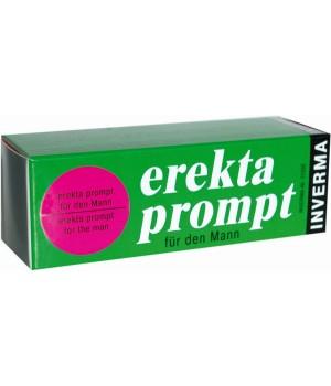 Стимулирующий мужской крем Inverma Erekta Prompt 13 мл